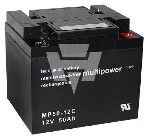 12V-50Ah Multipower